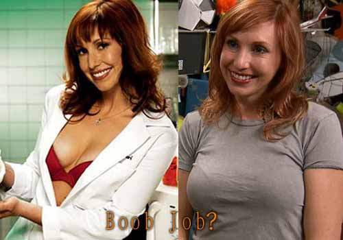 Kari Byron Plastic Surgery, Before and After Boob Job Picture