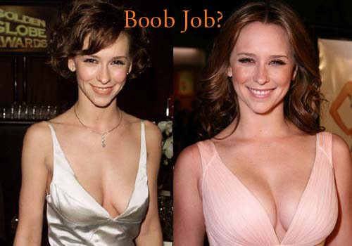 Jennifer Love Hewitt Boobs Job