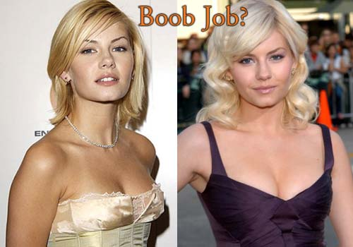 Elisha Cuthbert Boobs Job