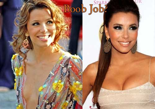 Eva Longoria Breast Implants