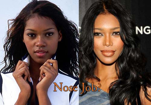 Jessica White Nose Job